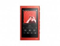 Hi-Res плеер c наушниками Sony NW-A35HN красный