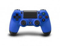 Джойстик Sony DualShoсk 4 для PS4 серо-синий