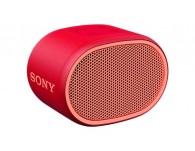 Портативная акустика Sony SRS-XB01 красная