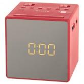 Радиобудильнок Sony ICF-C1T красные