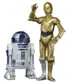 Фигурка Star Wars R3-D2 и 3РО 17см
