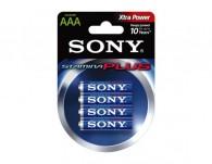 Элемент питания Sony ААA AM4B4D