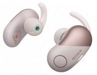 Беспроводные наушники-вкладыши Sony WF-SP700N, розовые