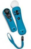 Комплект силиконовых чехлов для PS Move Motion&Navigation контролеров синий