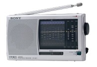 Портативное радио Sony ICF-SW11S