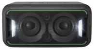 Акустическая система Sony  GTK-XB5 черная