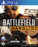 Игра для PS4 Battlefield Hardline
