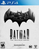 Игра для PS4 Batman: The Telltale Series