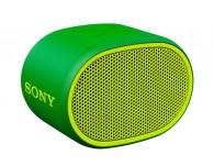 Портативная акустика Sony SRS-XB01 зеленая